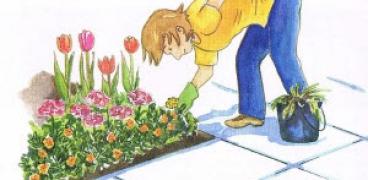 Gartentätigkeiten | Aktuelle gerade und ungerade Kalenderwochen